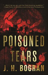 Cover of Poisoned Tears by JH Bogran